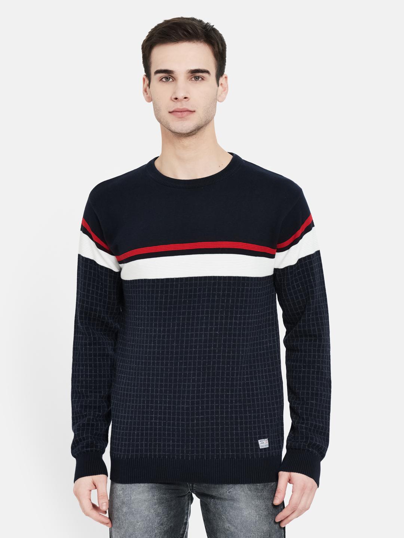 METTLE | Men NAVY Sweaters