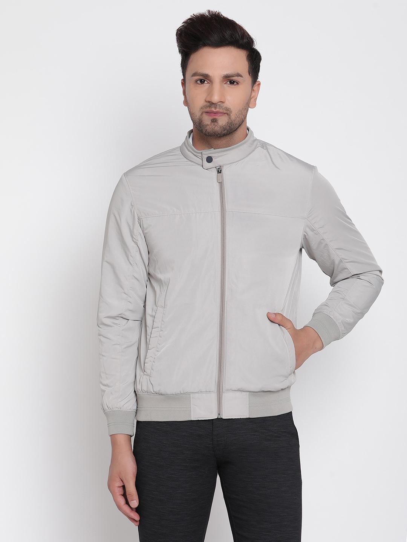 METTLE | Men STONE Front Open Jackets