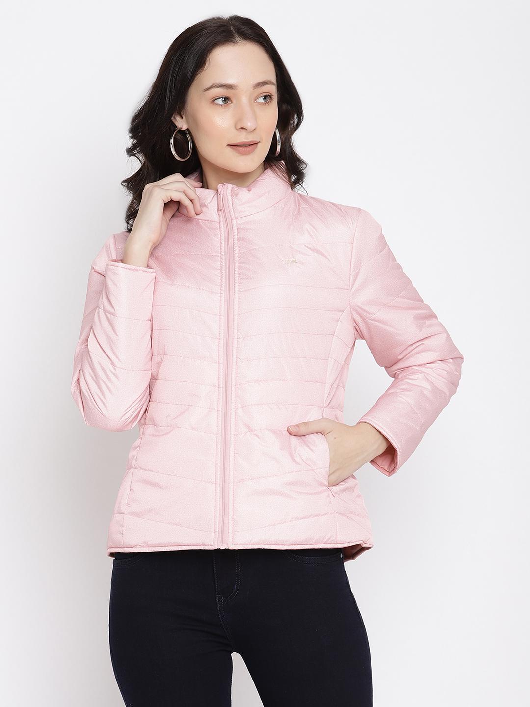 METTLE | Women BLUSH Front Open Jackets