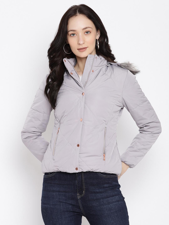 METTLE | Women LAVENDER Front Open Jackets