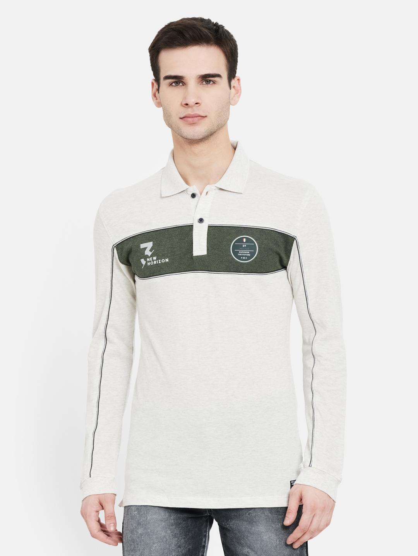 METTLE | Men IVORY T-Shirts