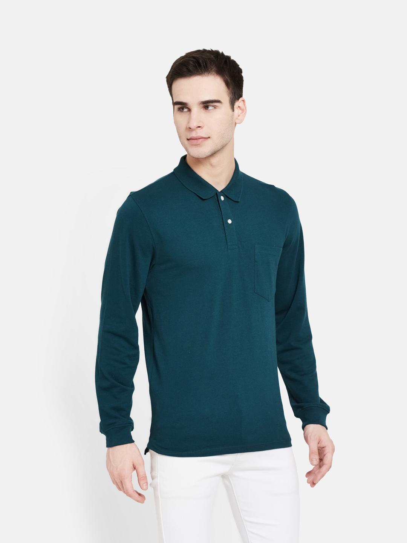 METTLE | Men TEAL T-Shirts