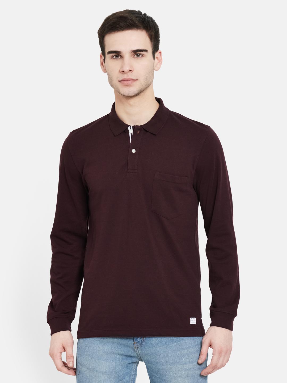 METTLE | Men WINE T-Shirts