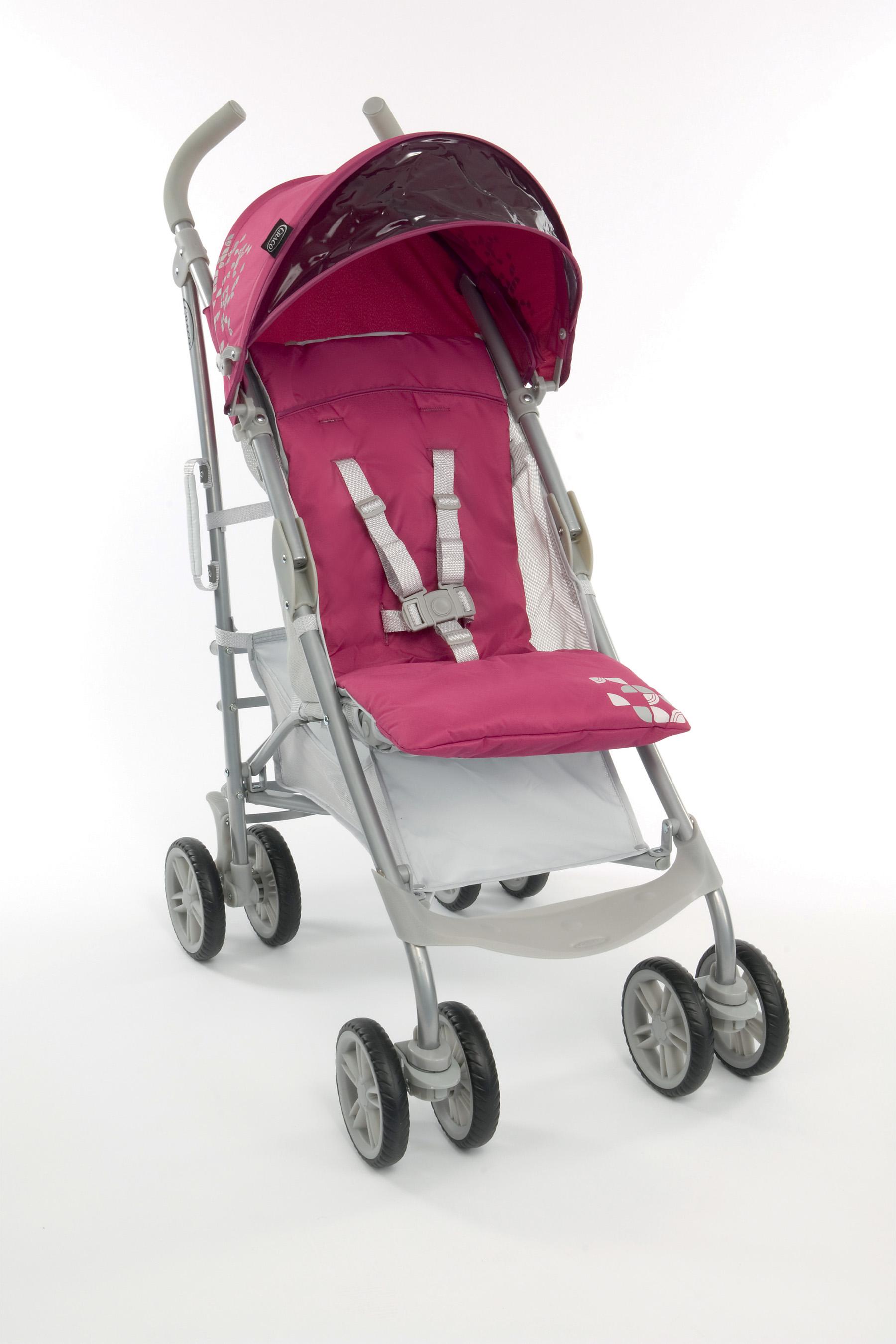 Mothercare | Graco Nimbly Baby Stroller Multicolor