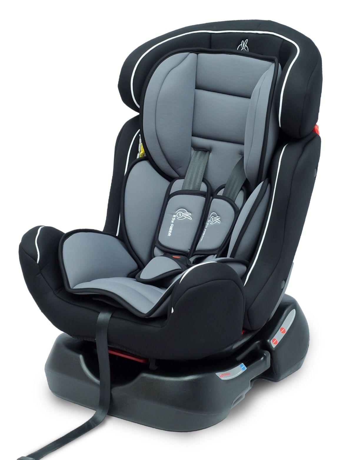 Mothercare   R For Rabbit Jack N Jill Grand Baby Car Seats Black Grey