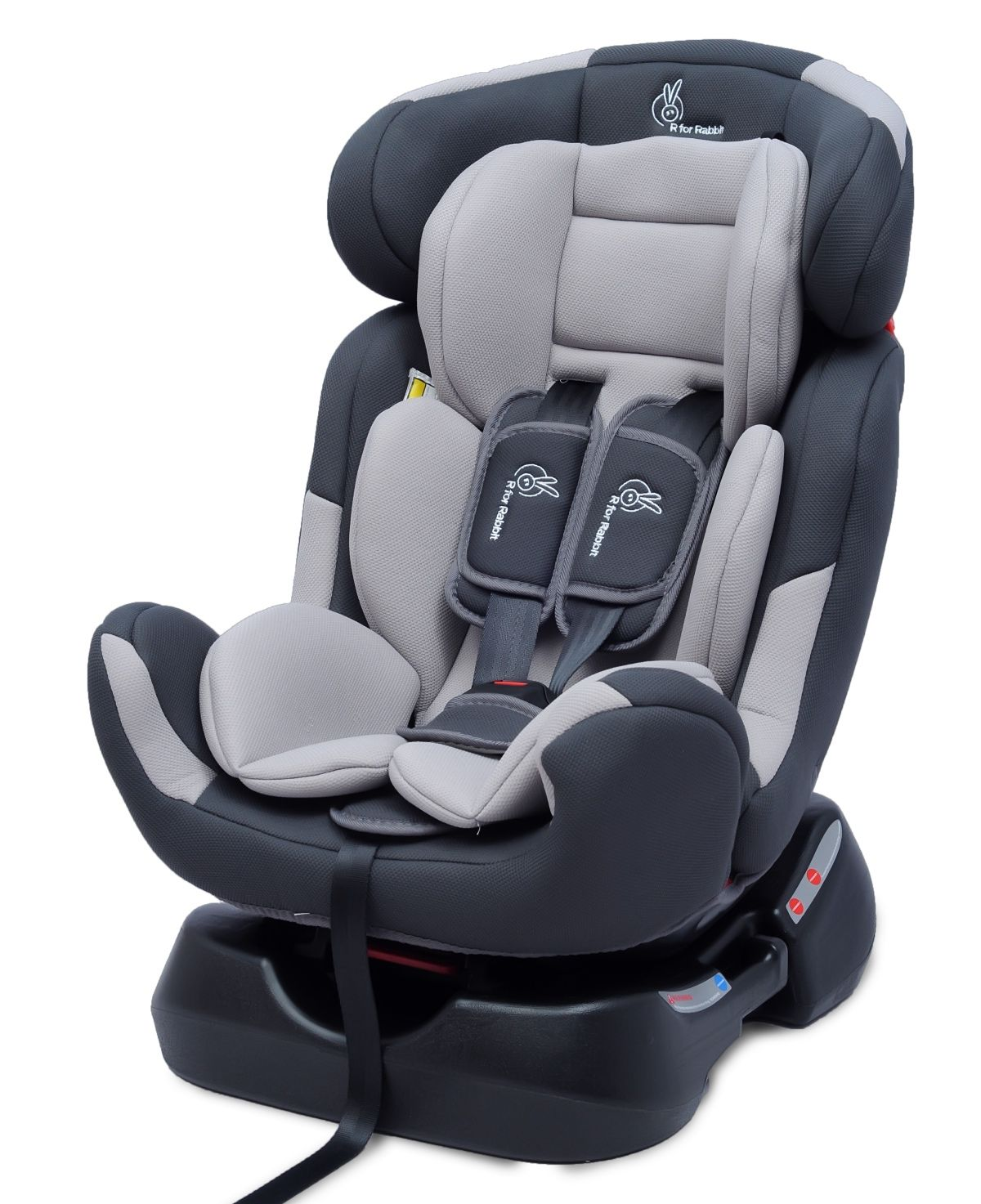 Mothercare   R For Rabbit Jack N Jill Grand Baby Car Seats Grey