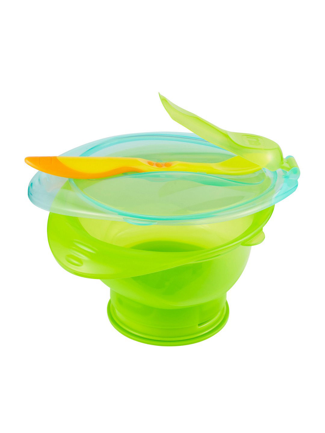 Mothercare | Twist and Lock Suction Bowl Set - Blue