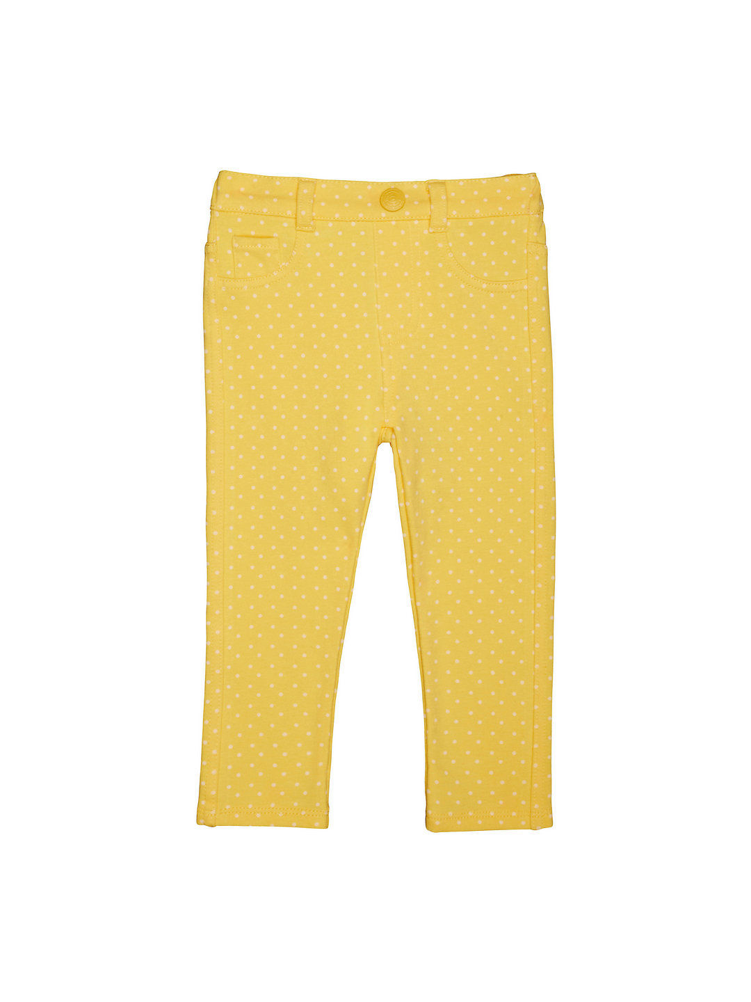 Mothercare | Mustard Printed Trousers