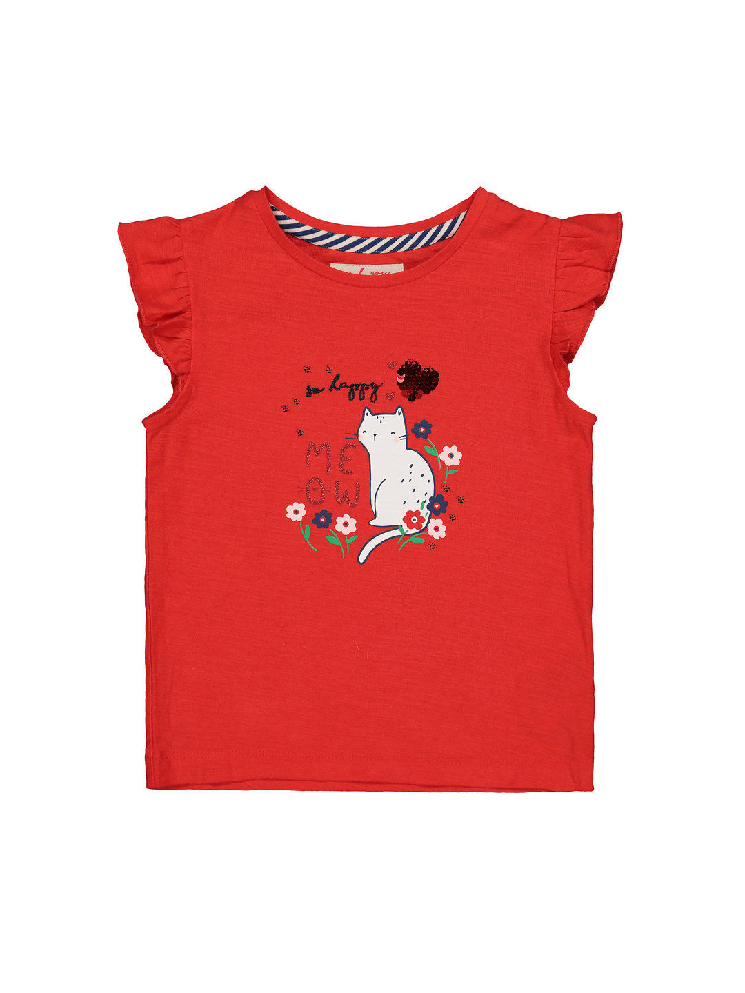 Mothercare   Red Printed Top