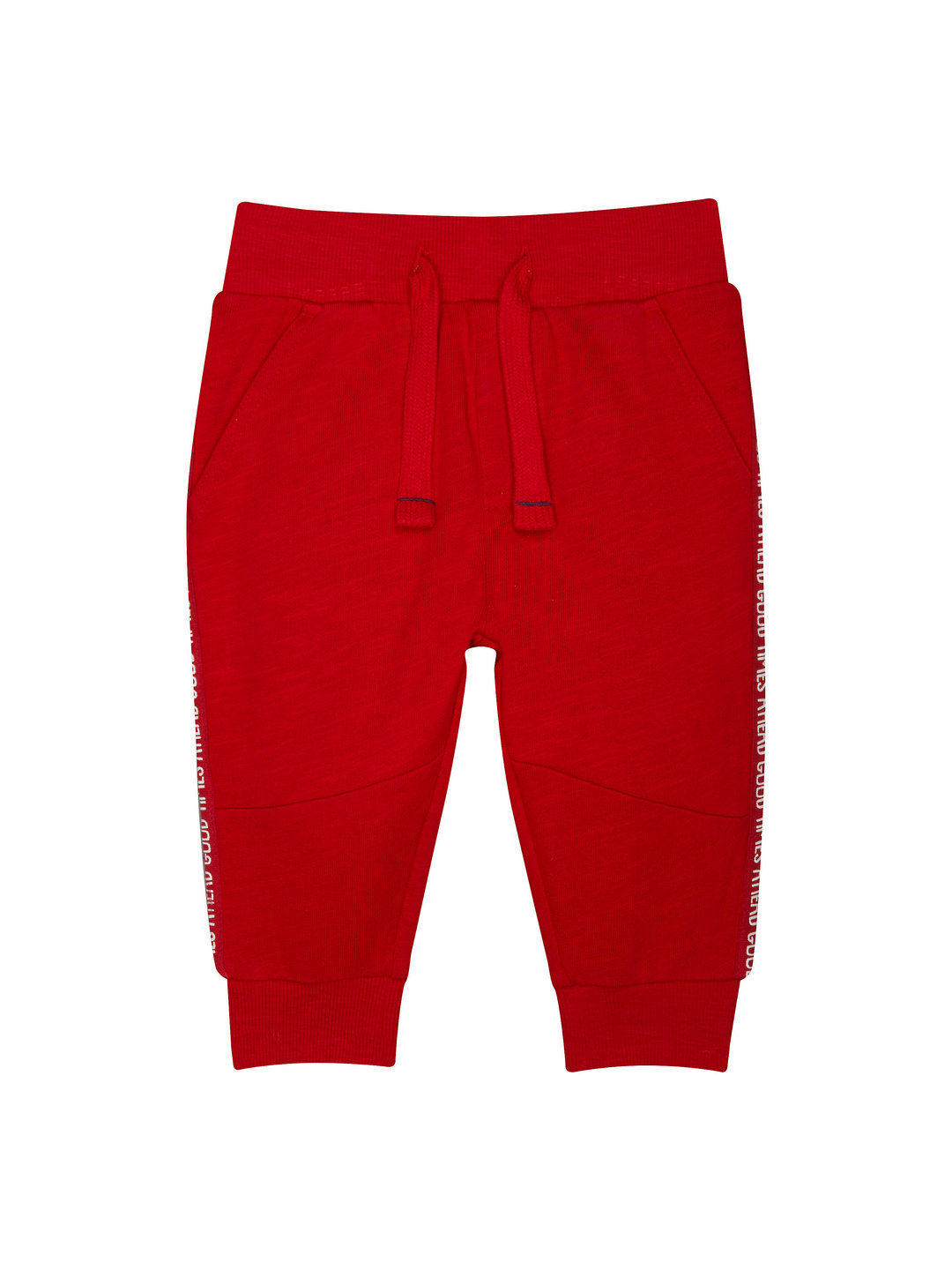 Mothercare | Red Solid Joggers