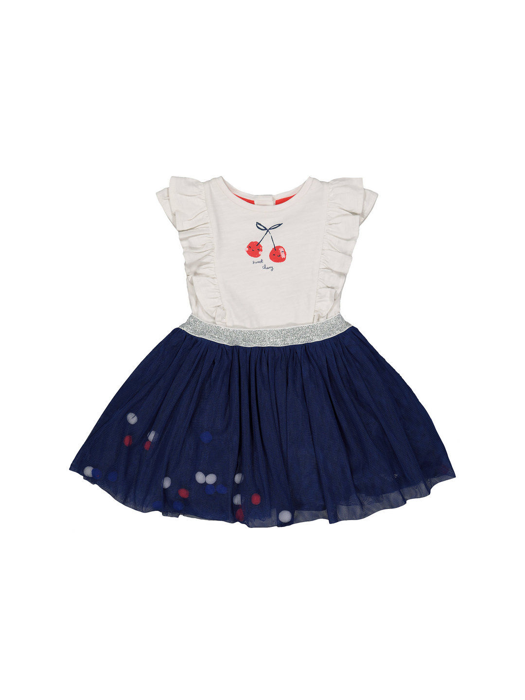 Mothercare | White Solid Dress