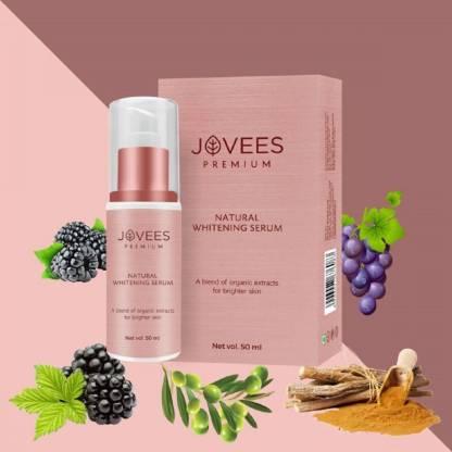 Jovees | JOVEES Premium Natural Whitening Serum (50 ml)