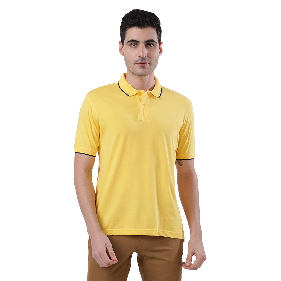 Next Look | Next Look Medium Yellow T-Shirt