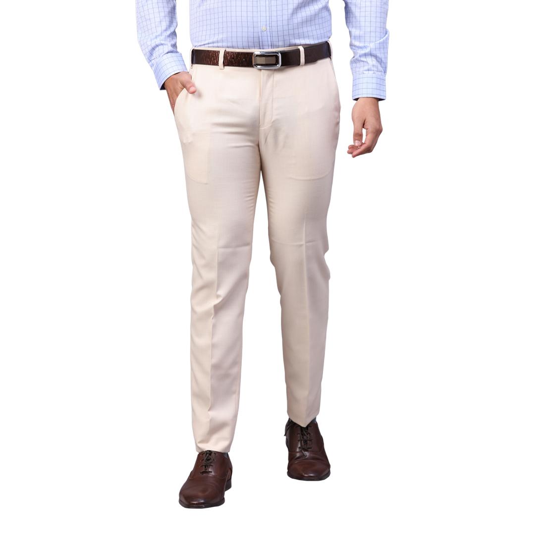 Next Look | Next Look Beige Trouser