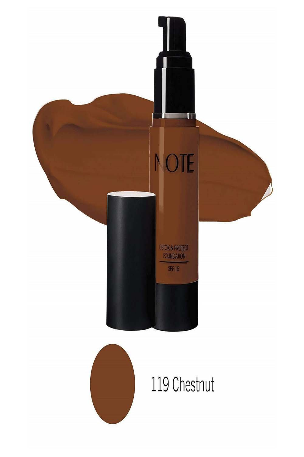 NOTE | NOTE DETOX AND PROTECT FOUNDATION 119