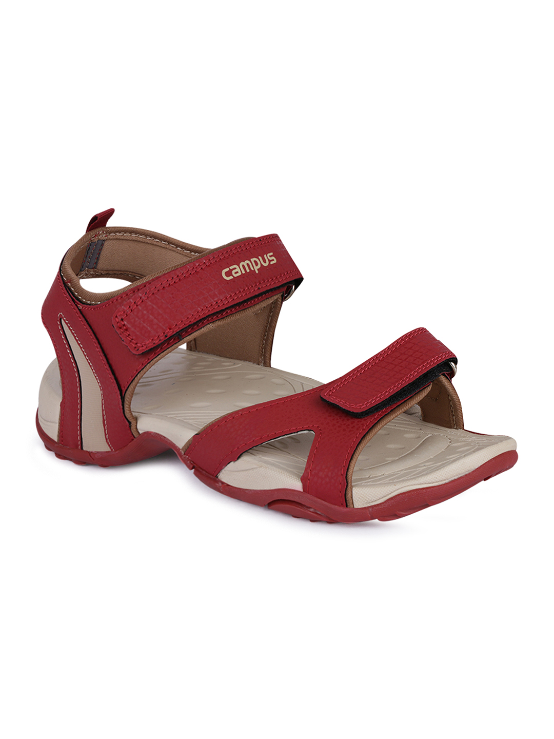 Campus Shoes   Red String-2 Sandals