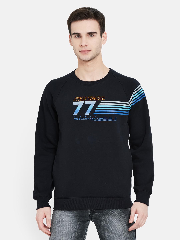 OCTAVE | Men NAVY Sweatshirts