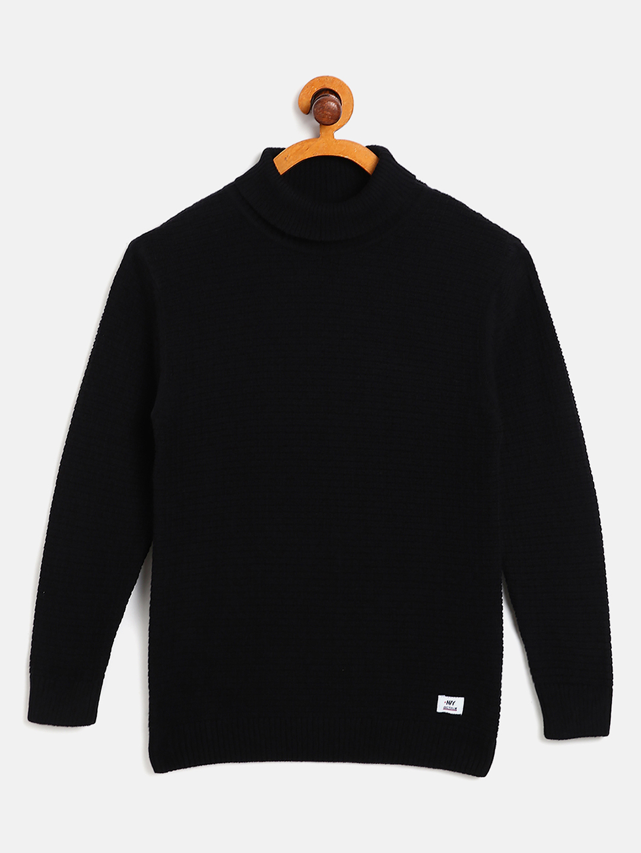 OCTAVE | Boys BLACK Sweaters