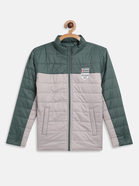 OCTAVE | Boys FERN Front Open Jackets
