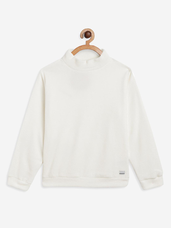 OCTAVE | Boys WHITE Sweatshirts
