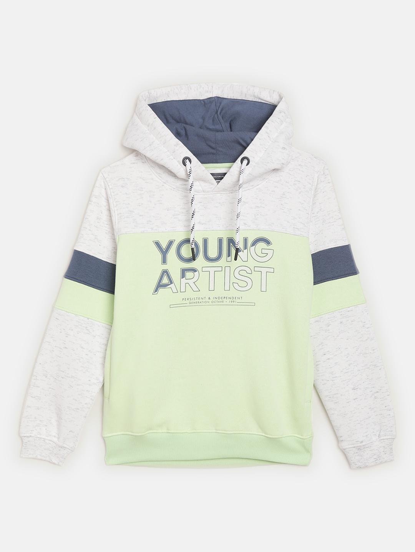 OCTAVE | Boys NEON GREEN Sweatshirts
