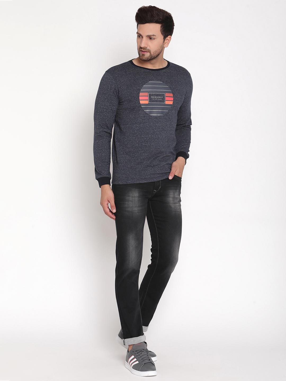 OCTAVE | Men CHARCOAL Jeans