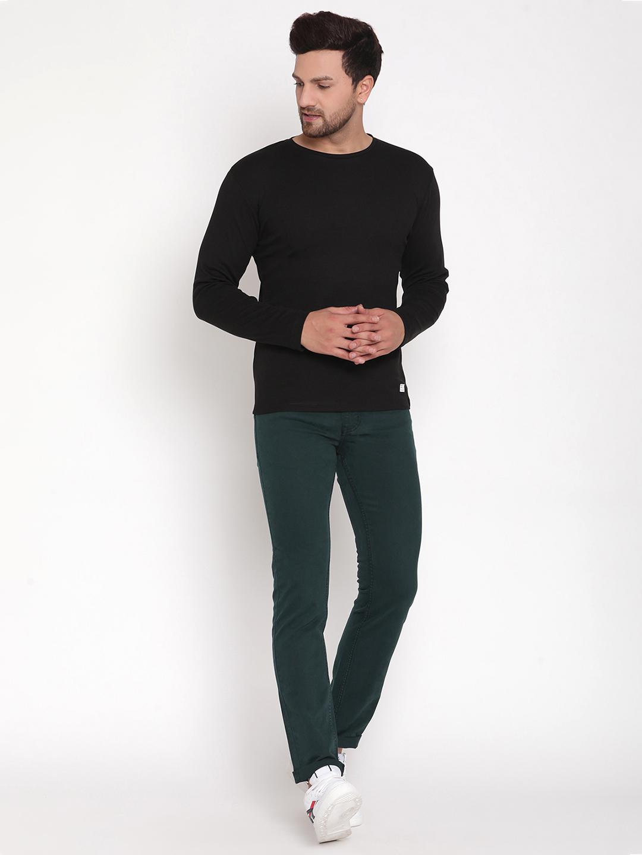 OCTAVE | Men BOTTLE GREEN Jeans
