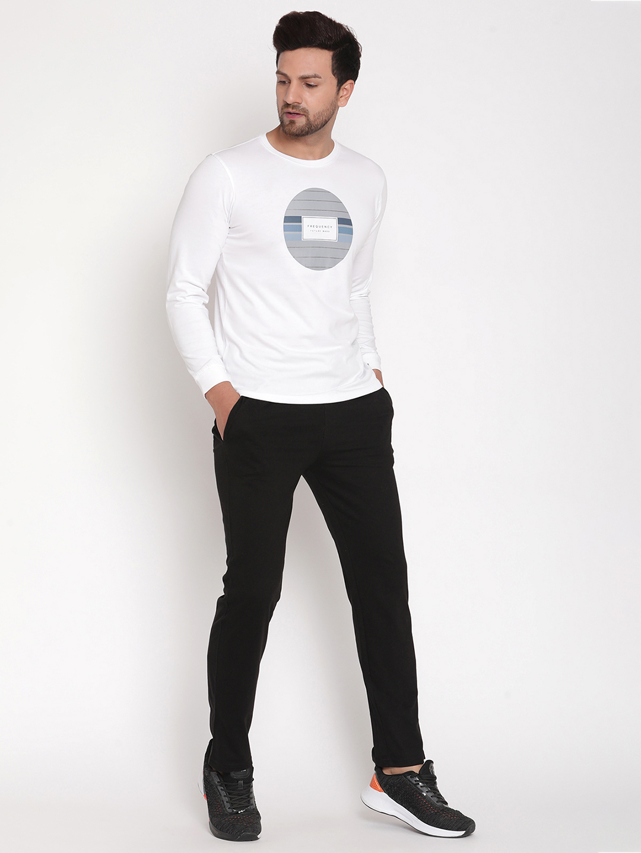 OCTAVE | Men BLACK Trackpants