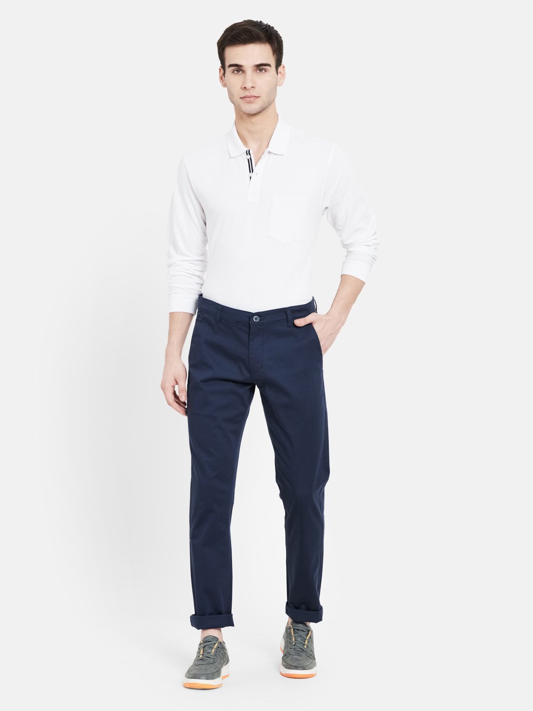 OCTAVE | Men AIR-FORCE Chinos
