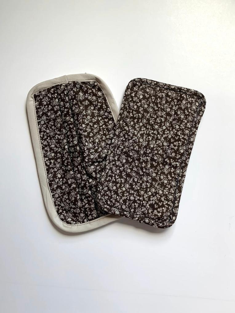SOC PERFORMANCE | Reusable Cotton Facemasks (set of 2)