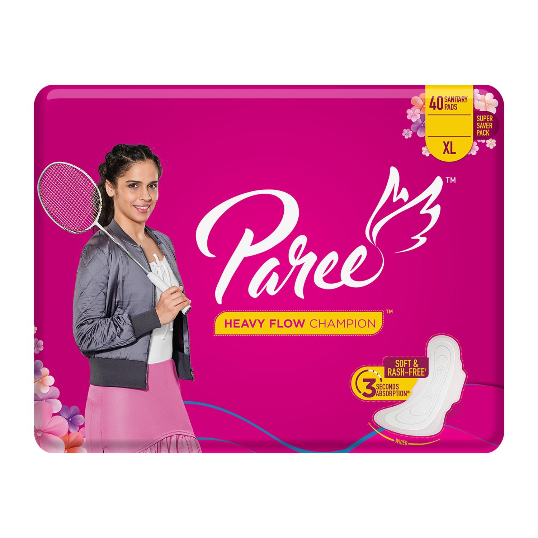 Paree   Paree Super soft & Dry XL-40 Pads