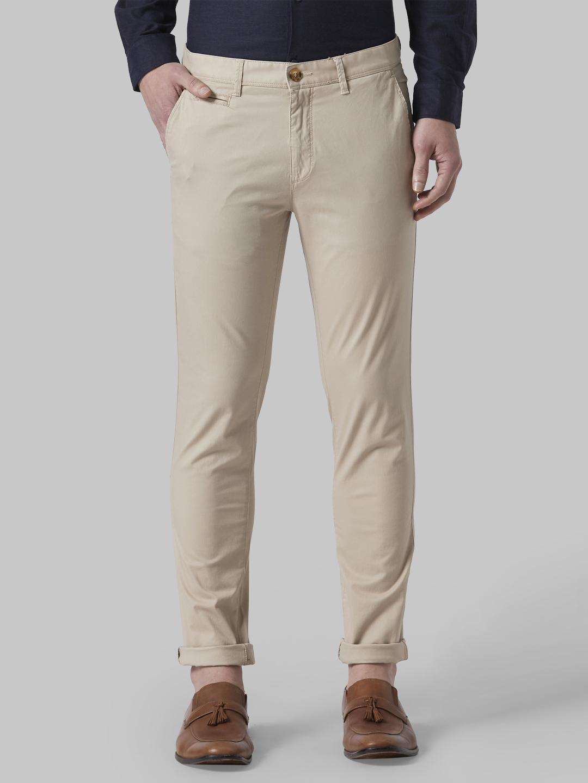 Park Avenue   Park Avenue Medium Fawn Trouser