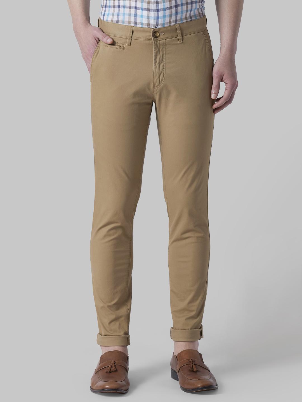 Park Avenue   Park Avenue Medium Brown Trouser