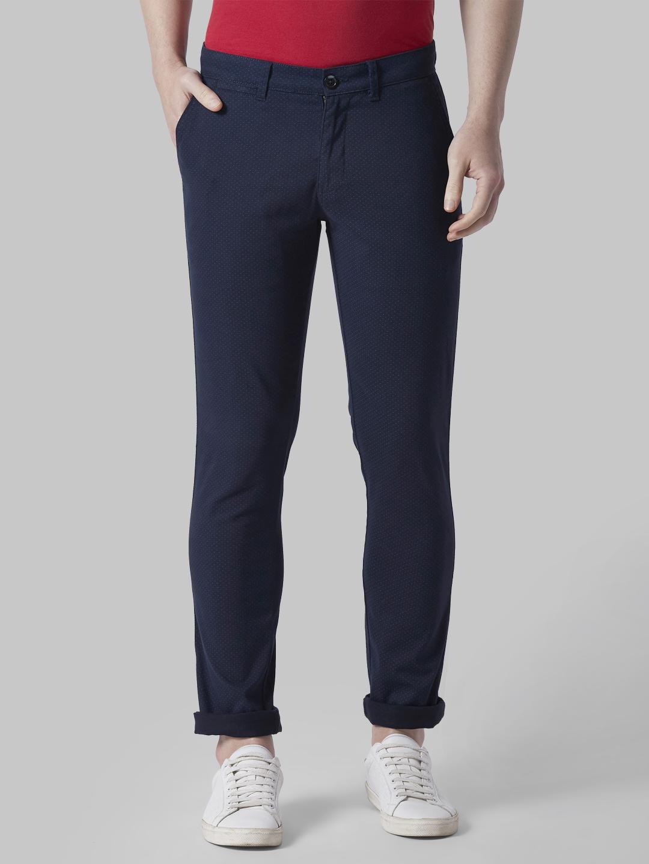 Park Avenue | Park Avenue Dark Blue Trouser