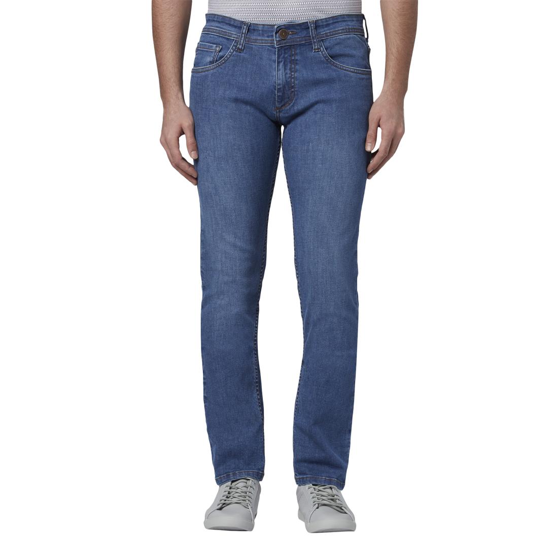 Park Avenue   Park Avenue Fancy Blue Jeans