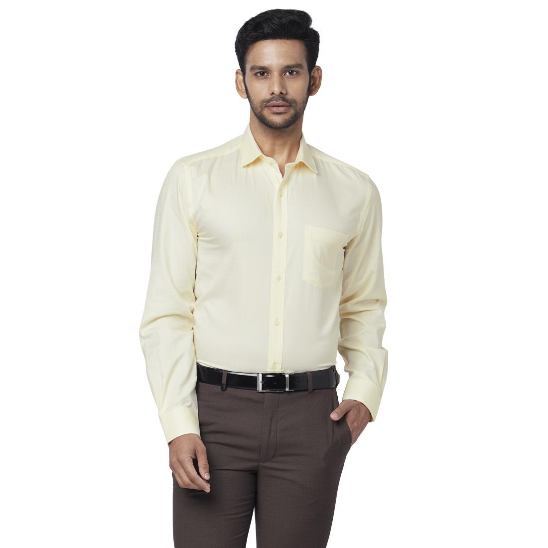 Park Avenue | Park Avenue Medium Yellow Shirt