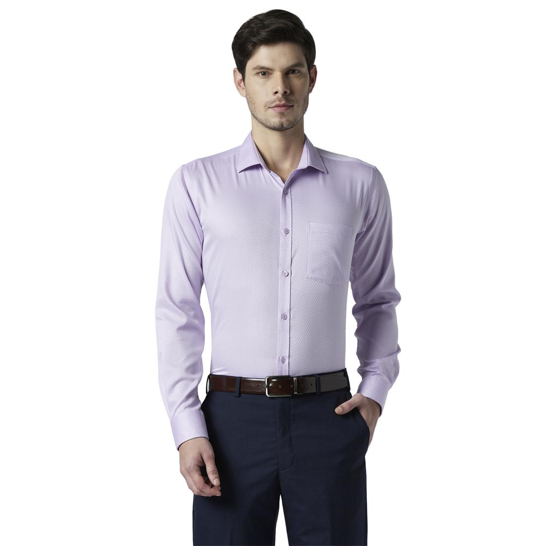 Park Avenue   Park Avenue Medium Violet Shirt