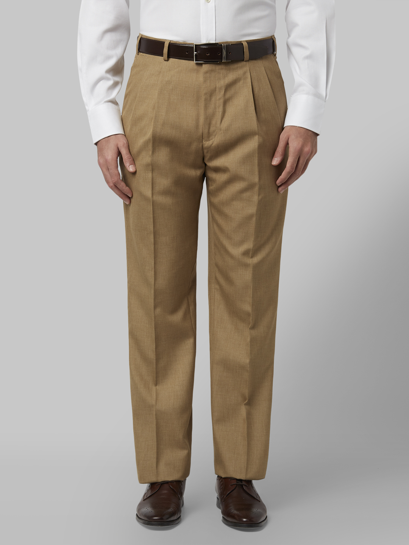 Park Avenue | Park Avenue Green Formal Trouser
