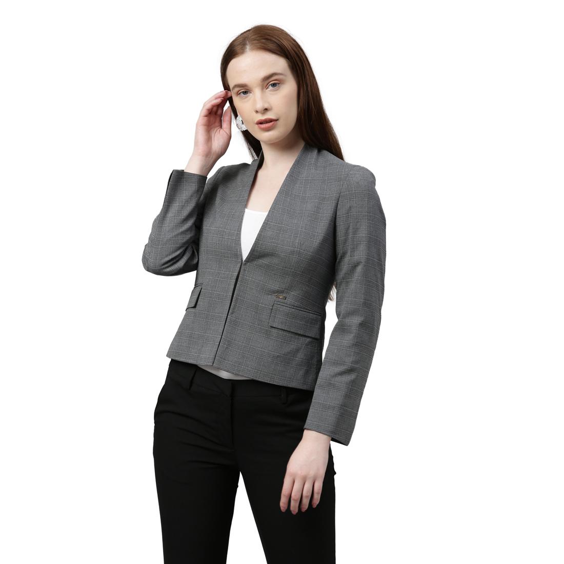 Park Avenue | Park Avenue Medium Grey Blazer