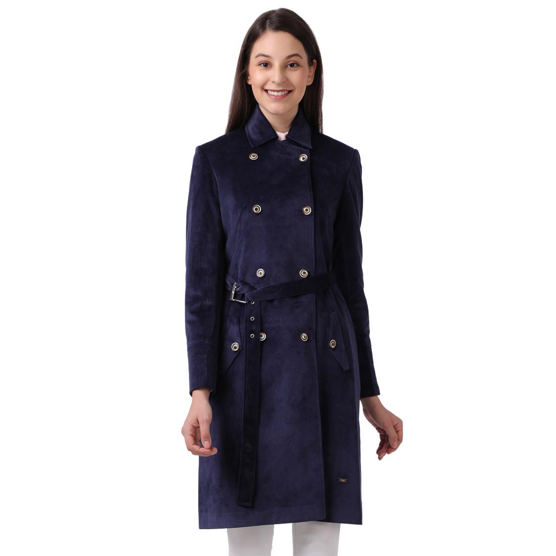 Park Avenue | Park Avenue Women Blue Jacket