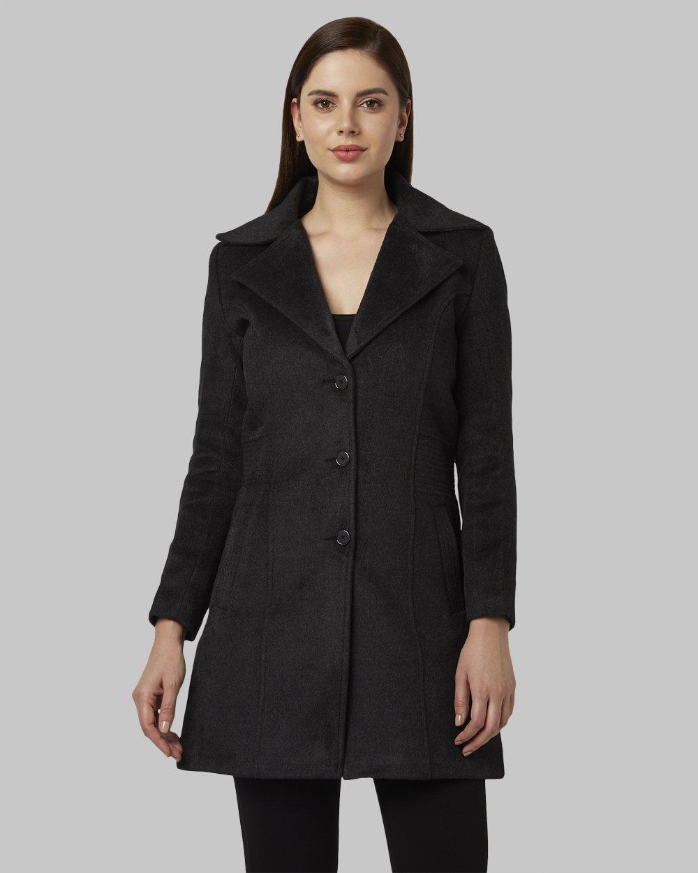 Park Avenue | Park Avenue Woman Dark Grey Jacket