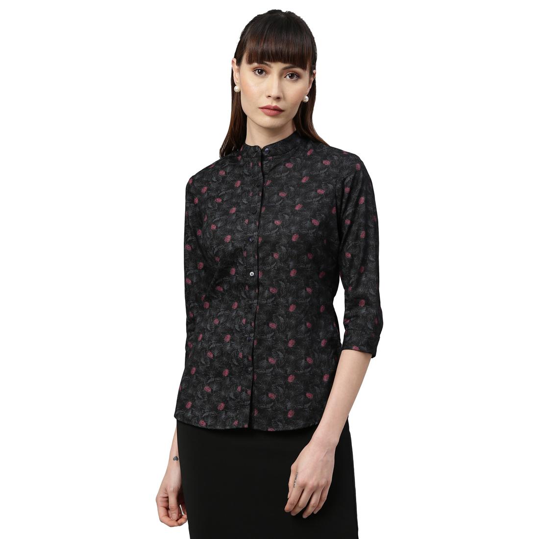 Park Avenue | Park Avenue Black Shirt