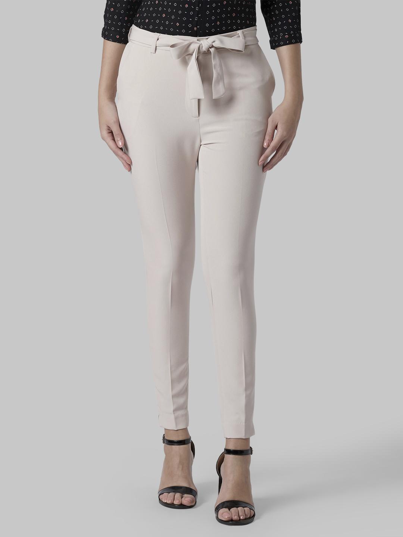 Park Avenue | Park Avenue Woman Light Fawn Trouser