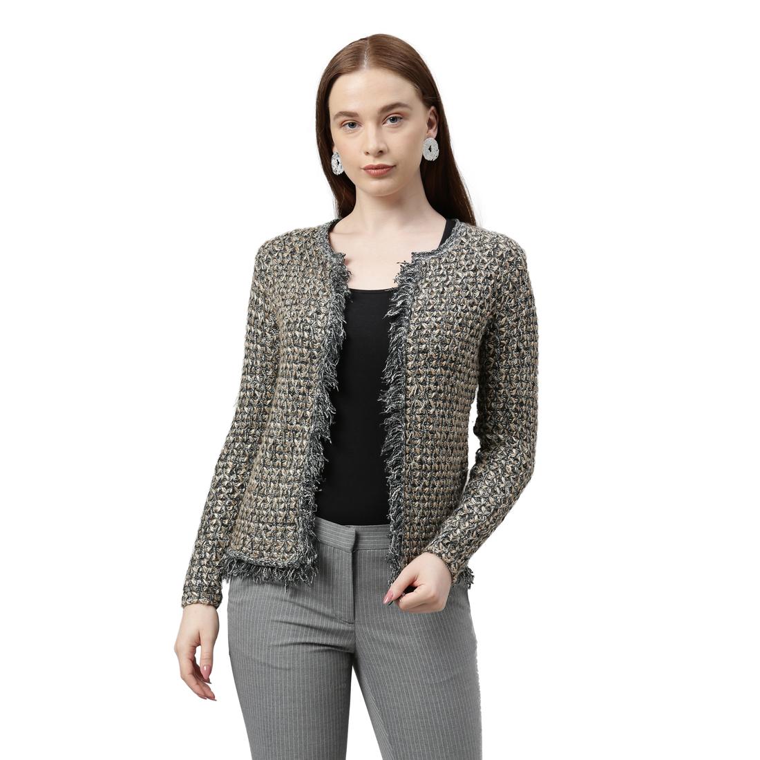 Park Avenue | Park Avenue Woman Beige Sweater