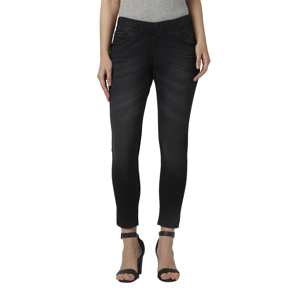 Park Avenue | Park Avenue Woman Black Jeans