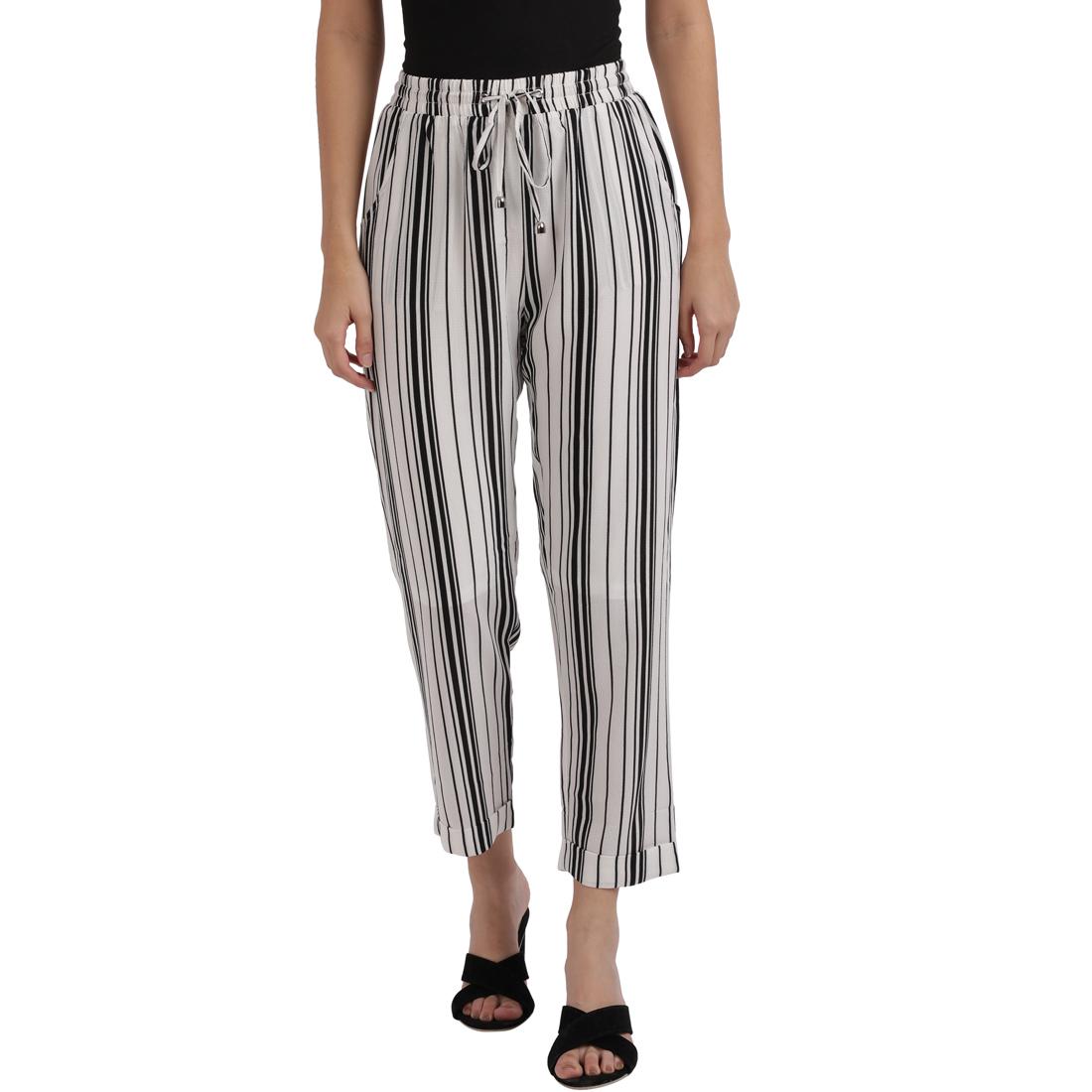 Parx Woman | Parx Woman White Trouser