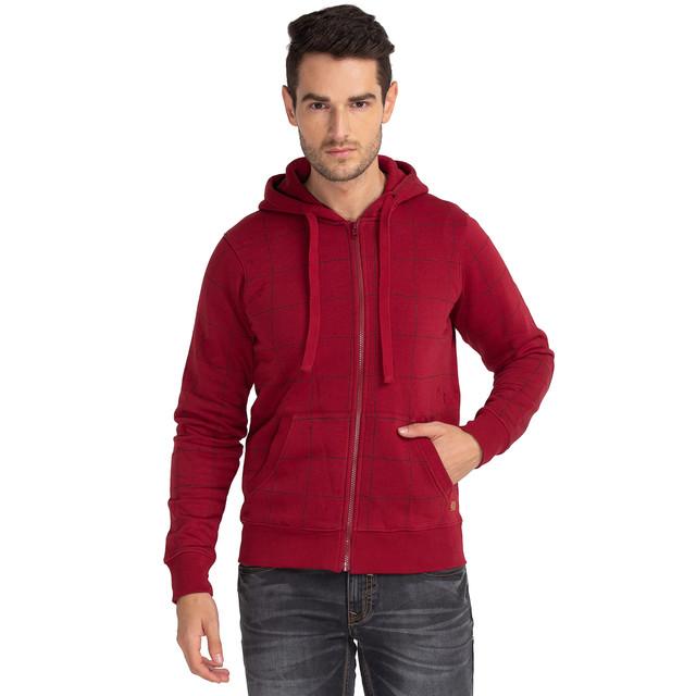 PARX | PARX Dark Maroon Sweatshirt