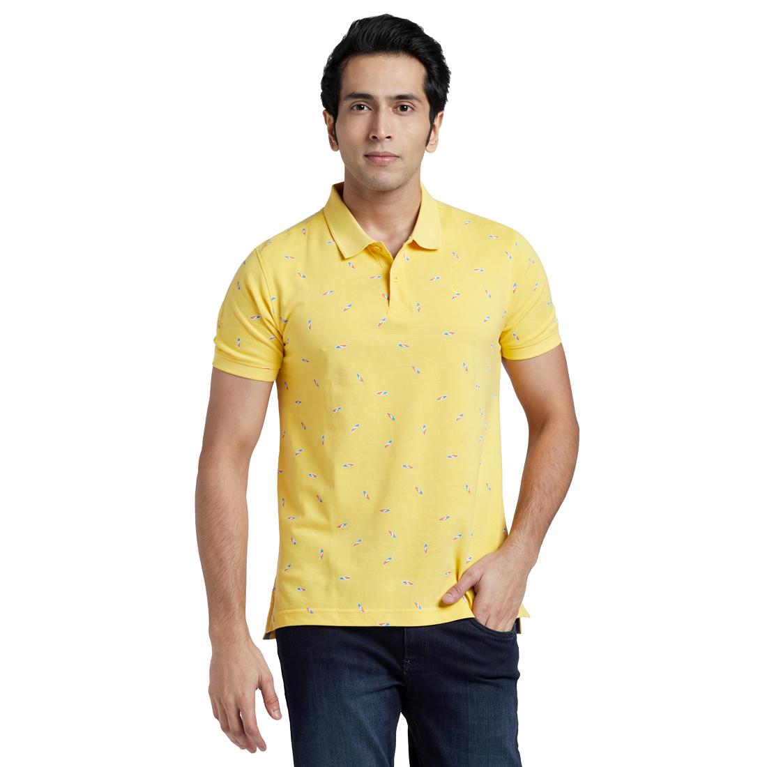 PARX | Parx Medium Yellow T-Shirt