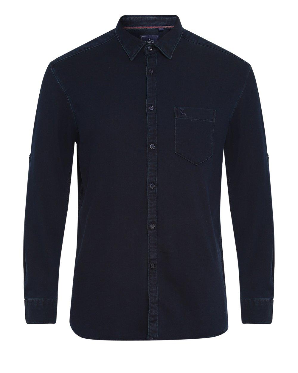 PARX | Parx Medium Blue Shirt