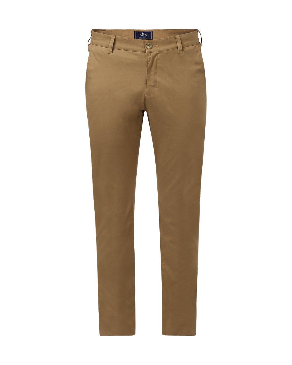 PARX | Parx Medium Khaki Trouser